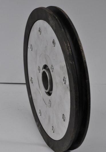 Ролик накопителя D=300мм для CSA-1001Н с бандажом и для CSA 100 Cedima