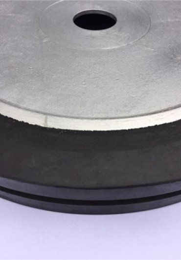 Бандаж для ролика приводного сборного d=500мм. для DS-WSS 30